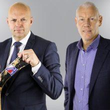 Convinto samarbetar med Bengt Baron och Peter Wallin