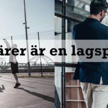 Convinto & Beta Team Performance tränar Sörmland Vattens ledare